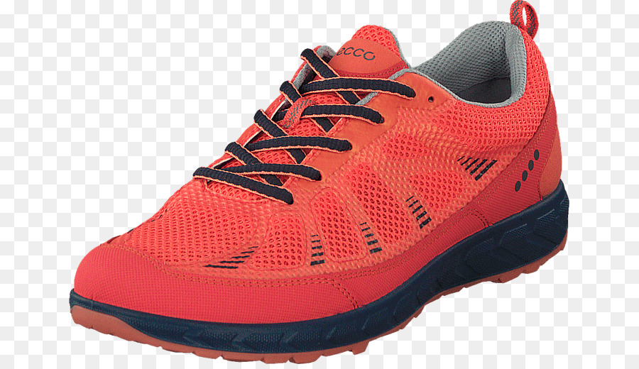 8911ad15 Sneakers Shoe ECCO Red Blue - orange png download - 705*513 - Free ...