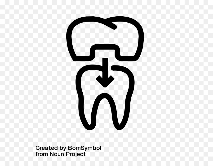 Crown Dentistry Tooth Bridge Crown Png Download 700700 Free