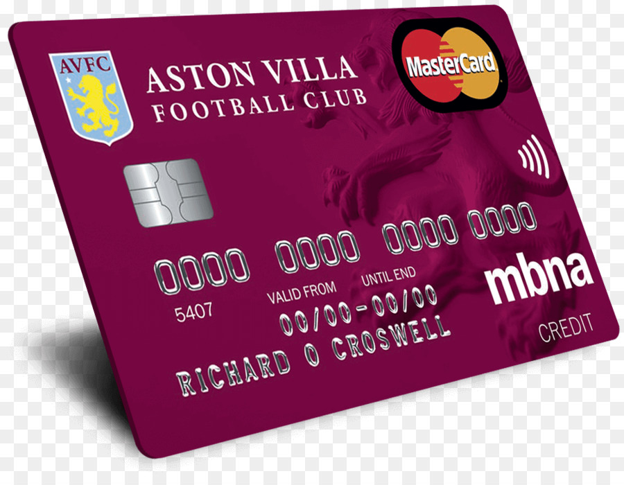 Aston Villa Credit Card Aston Villa News Now