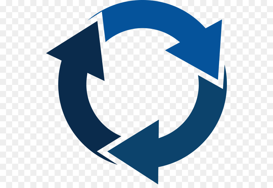 Recycling Symbol Logo Business Supply Chain Business Png Download