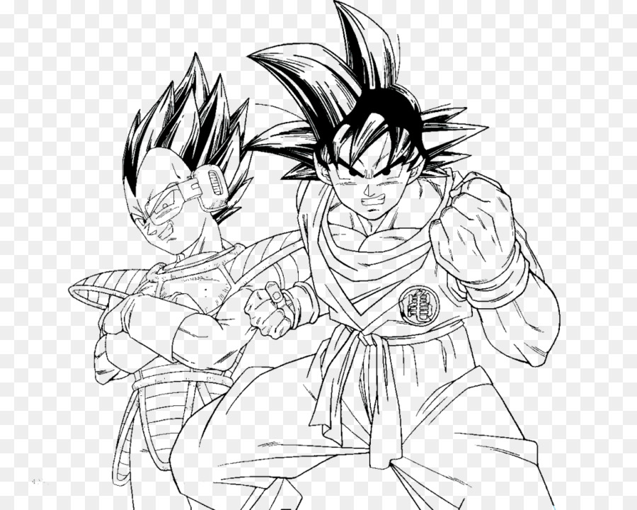 Vegeta Goku Trunks Bebé Freezer - goku 1024*819 transparente Png ...