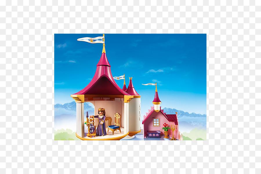 Playmobil Castle Toy Grand Princess Palace - Castle png download ...