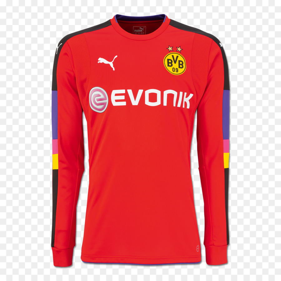 Borussia Dortmund 2017–18 Bundesliga Third jersey Goalkeeper - football png  download - 1600 1600 - Free Transparent Borussia Dortmund png Download. bd8613cec