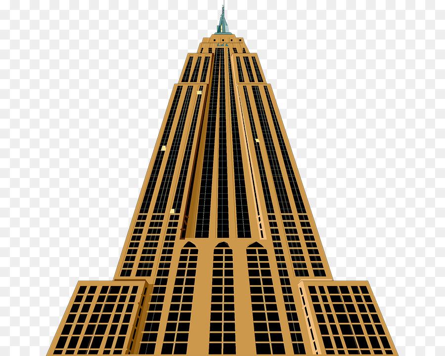 Skyscraper Tower Building Clip Art