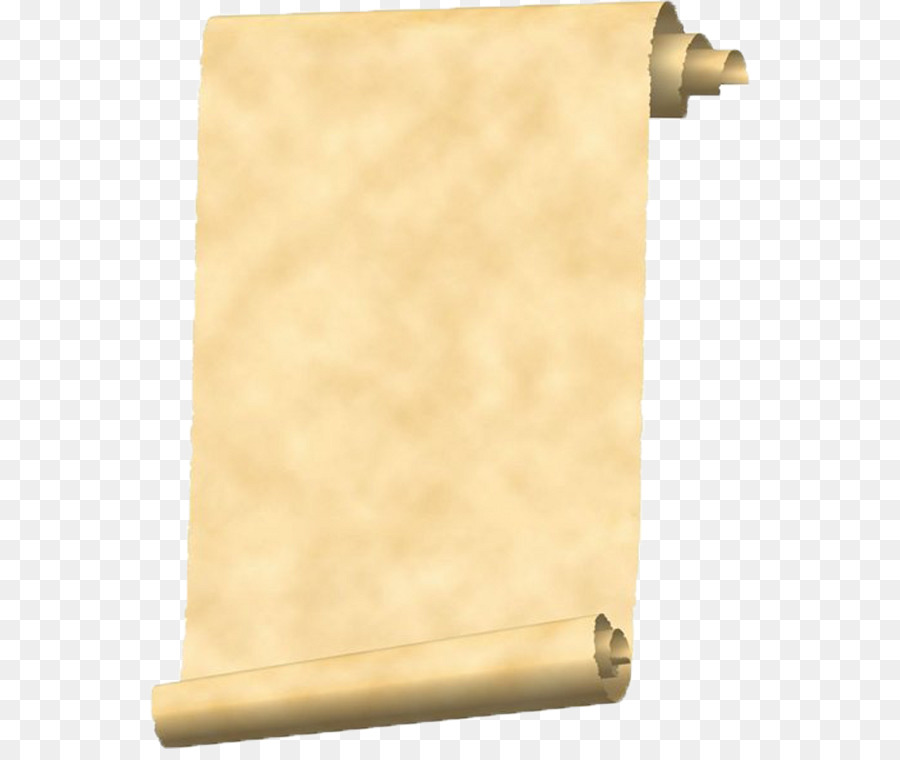 paper parchment scroll photography others png download 600 749