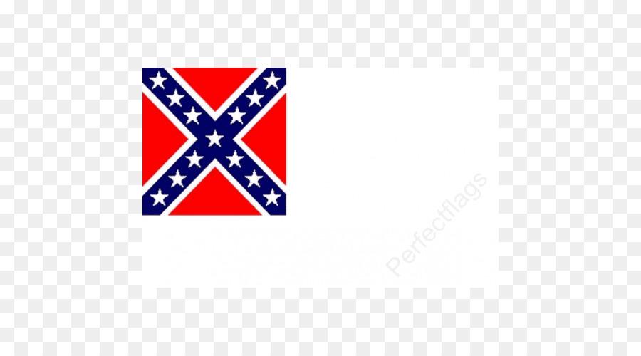 Bandera de Mississippi Banderas de los Estados Confederados de ...