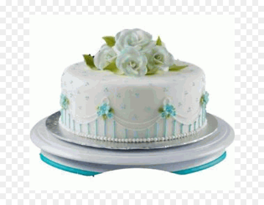Frosting Icing Cake Decorating Birthday Cake Cupcake Turn Table