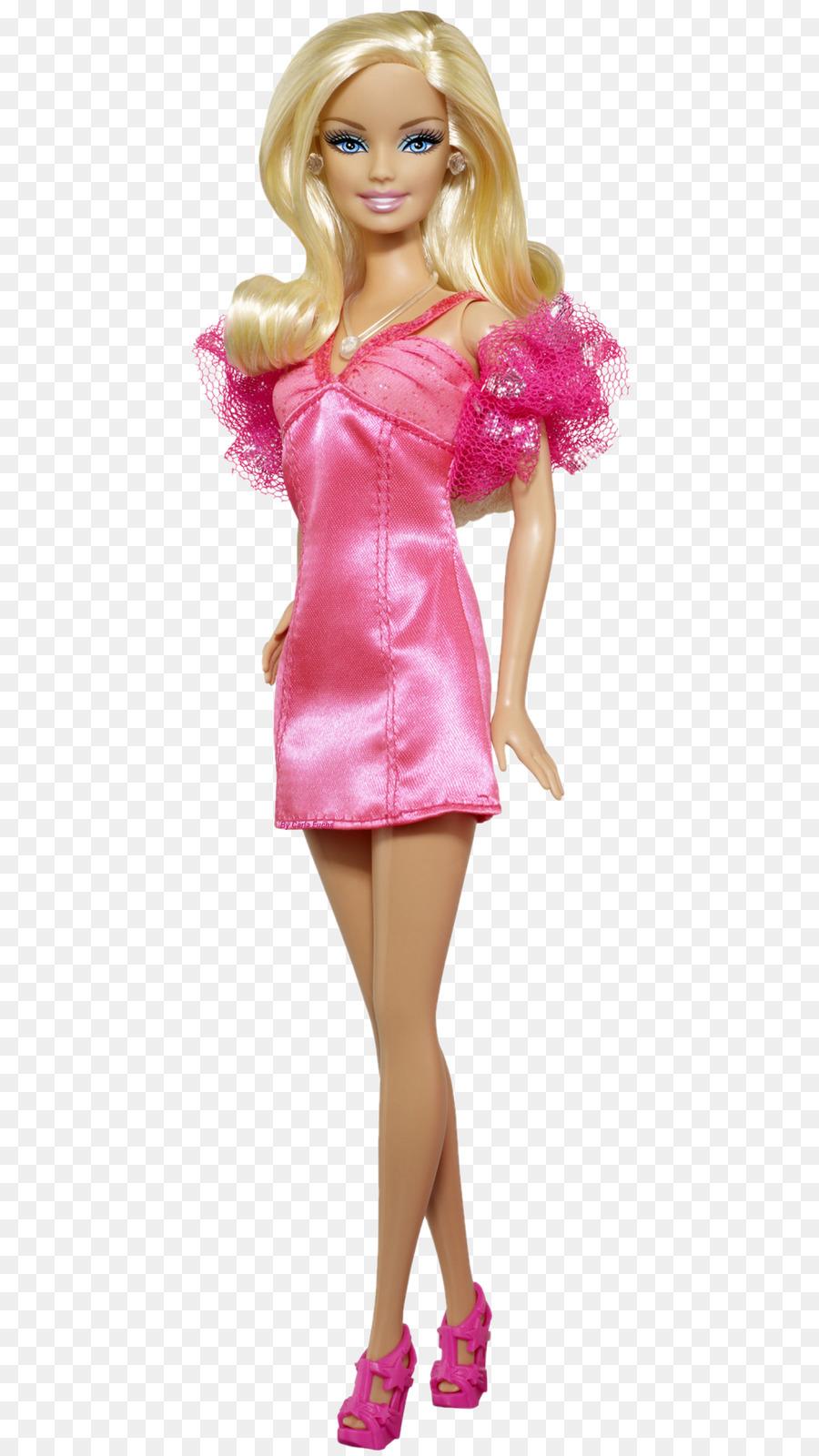 Teresa Superstar Boneka Barbie Sebagai Rapunzel Barby