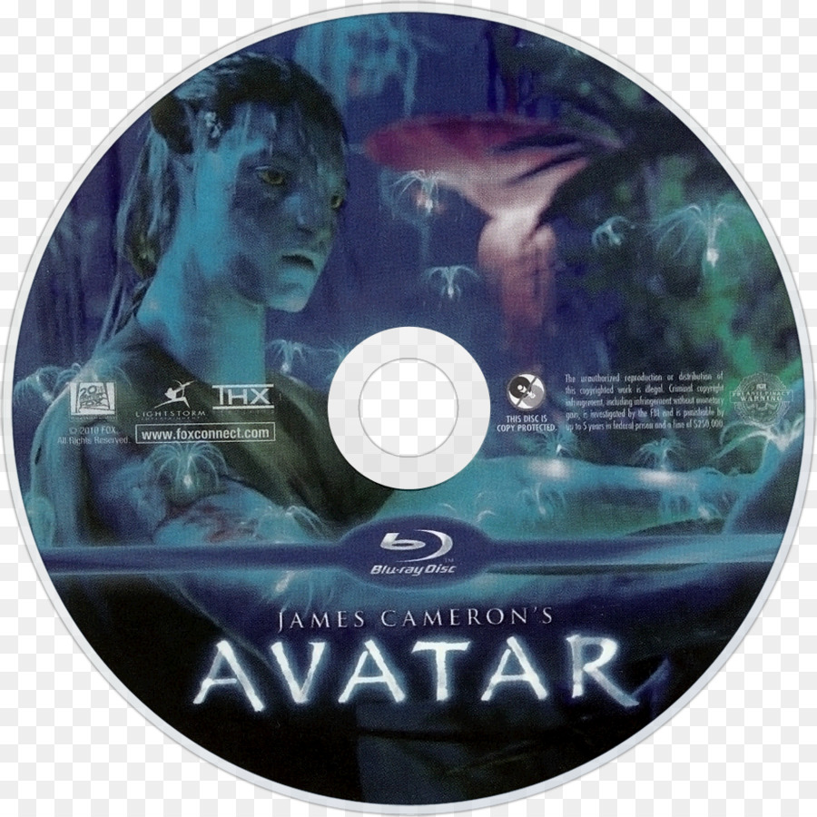 blu-ray disc compact disc dvd digital 3d 3d film - avatar movie png