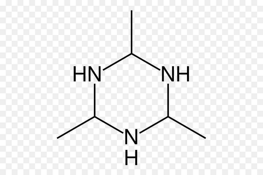 Organische Chemie Acetaldehyd Ammoniak Trimerisat Chemische