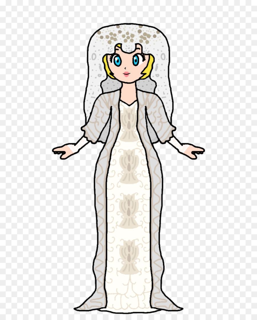 Wedding dress Padmé Amidala Costume Clothing - dress png download ...