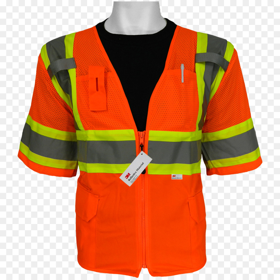 9a29ff0121 High-visibility clothing Jacket Outerwear Gilets - safety vest png download  - 1000 1000 - Free Transparent Highvisibility Clothing png Download.