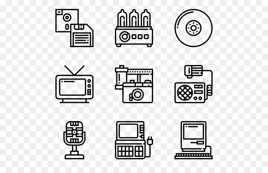 Resume Computer Icons Curriculum Vitae Icon Design Technology Font
