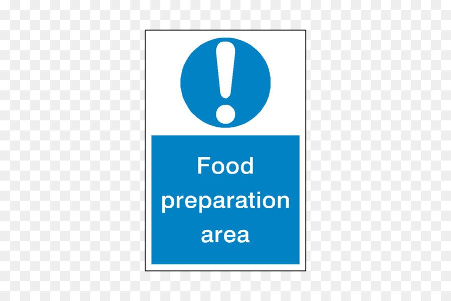 Food Safety Sign Alat Pelindung Diri Kebersihan Persiapan Makan