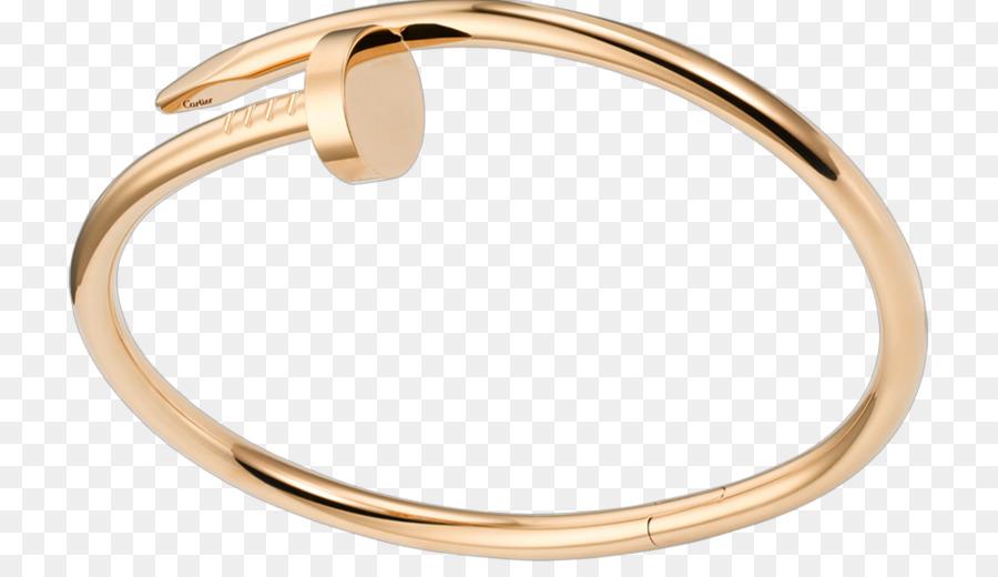 dc753541944 Amor bracelete Pulseira Cartier de Ouro - ouro - Transparente ...