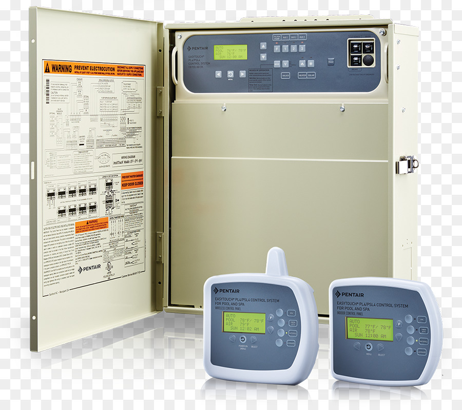 Hot tub Swimming pool Pentair Lighting control system - remote ...