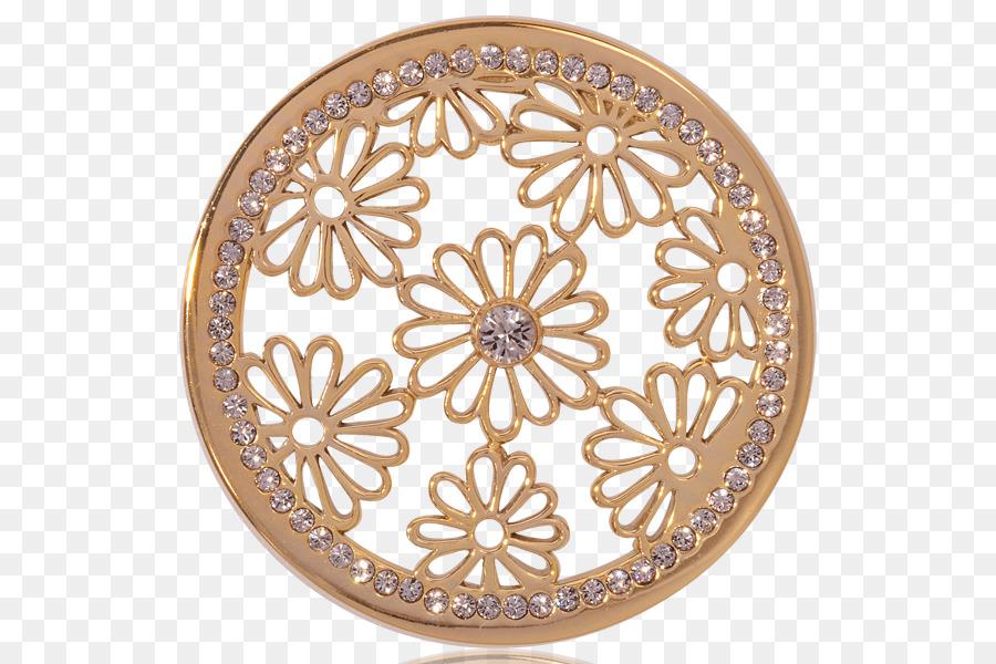 Münze Vergolden Schmuck Münze Png Herunterladen 600600