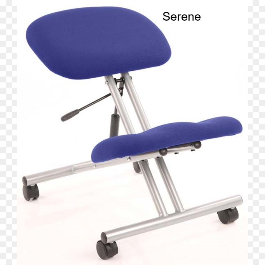 Kneeling chair Office u0026 Desk Chairs Furniture Stool - chair  sc 1 st  PNG Download & Kneeling chair Office u0026 Desk Chairs Furniture Stool - chair png ...