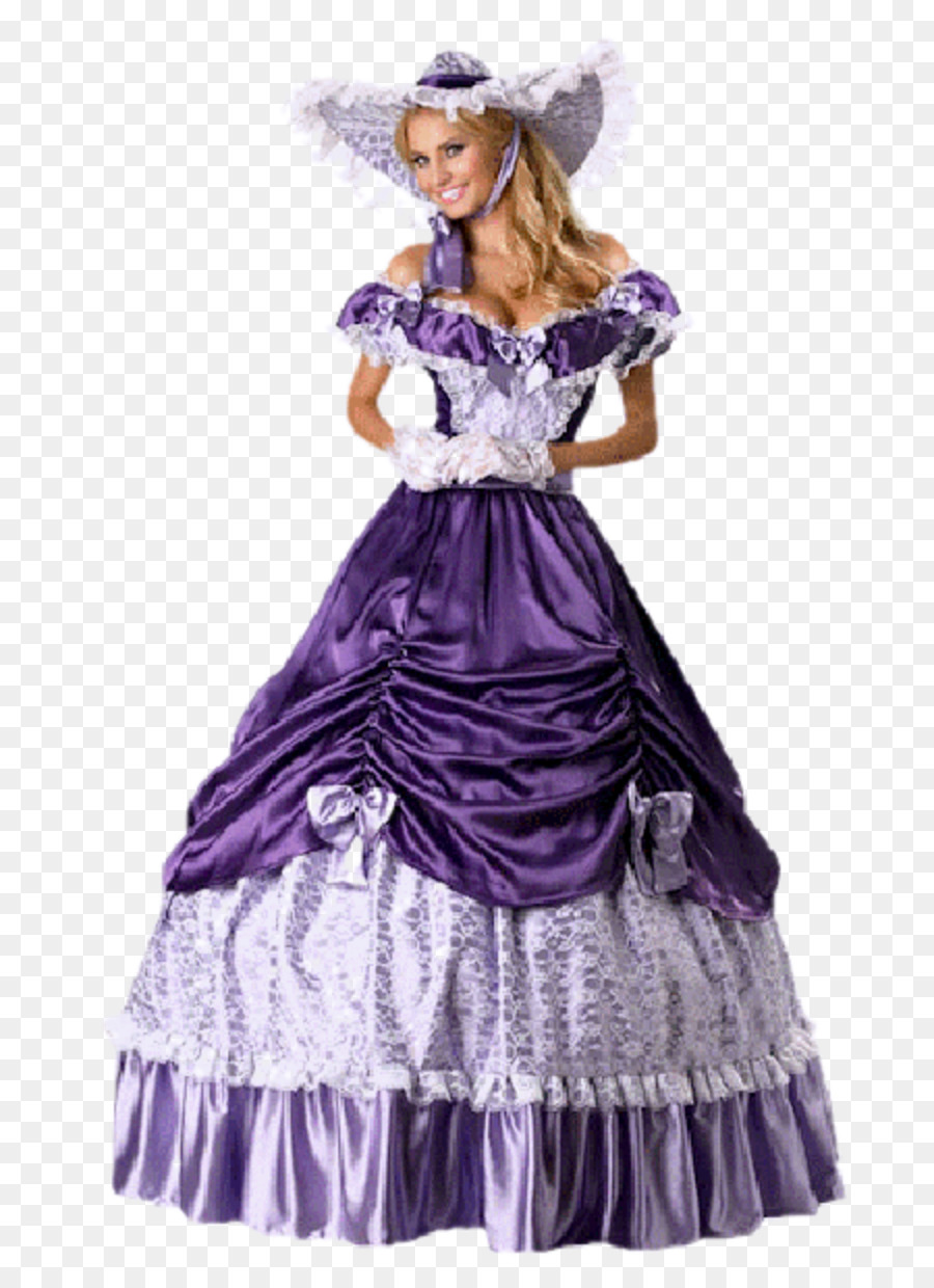 Ball gown Southern belle Dress Costume - dress png download - 800 ...