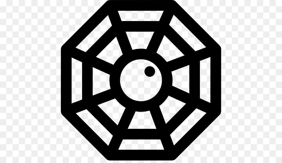 Bagua Feng Shui Symbol Computer Icons Clip Art Symbol Png Download