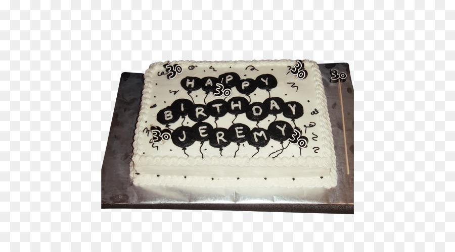 Birthday Cake Sheet Cake Cake Decorating Birthday Png Download