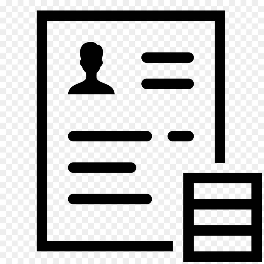 résumé computer icons curriculum vitae cover letter cv seo png