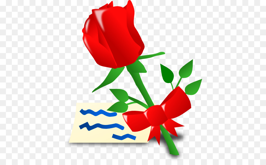 Rose Dessin Clip Art Rose Rouge Vecteur Telechargement Png 468