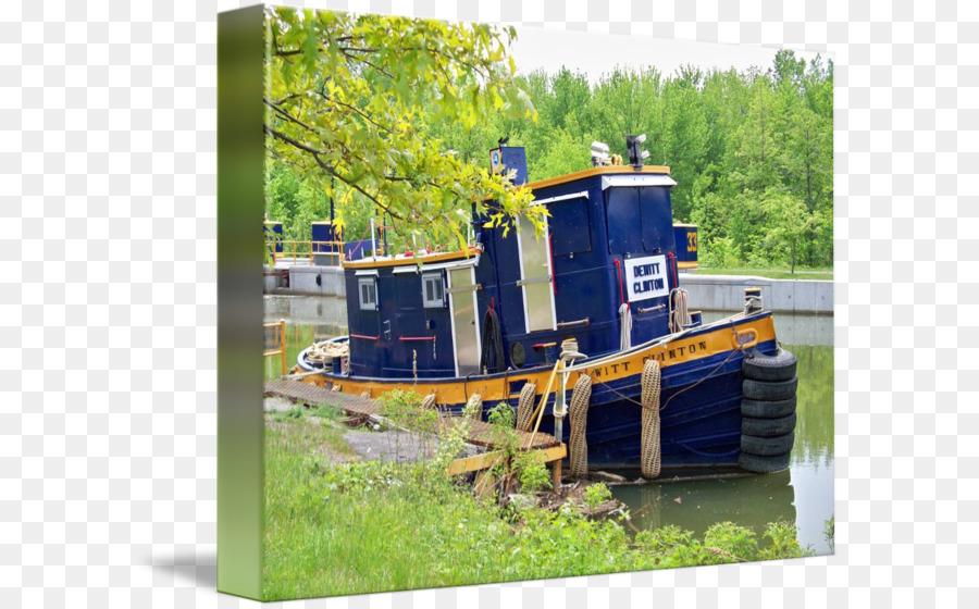Machine Vehicle Water - tug boat png download - 650*560