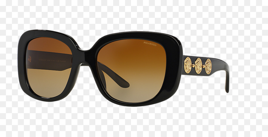e658bc9a90 Aviator sunglasses Versace Fashion - Sunglasses png download - 1000 ...