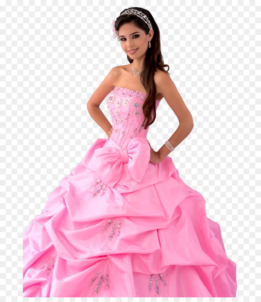 Quinceañera vestido de Novia vestido de Fiesta - parte png dibujo ...