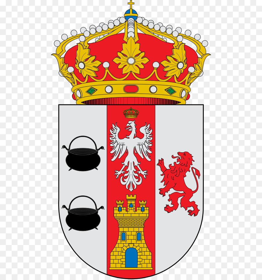 Barajas De Melo Rosette Schild Heraldik Blanca Schild Png