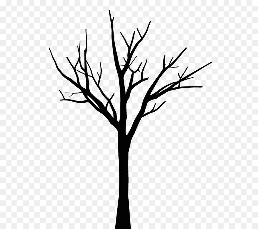 Dibujo De Árbol De Hoja De Roble Croquis - árbol png dibujo ...