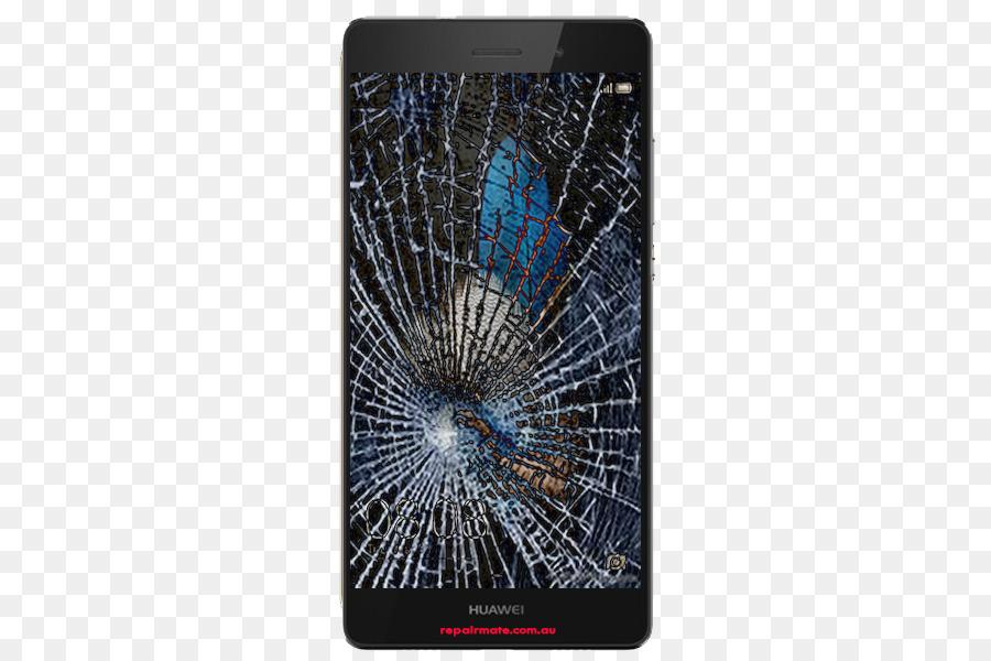 broken screen mobile png