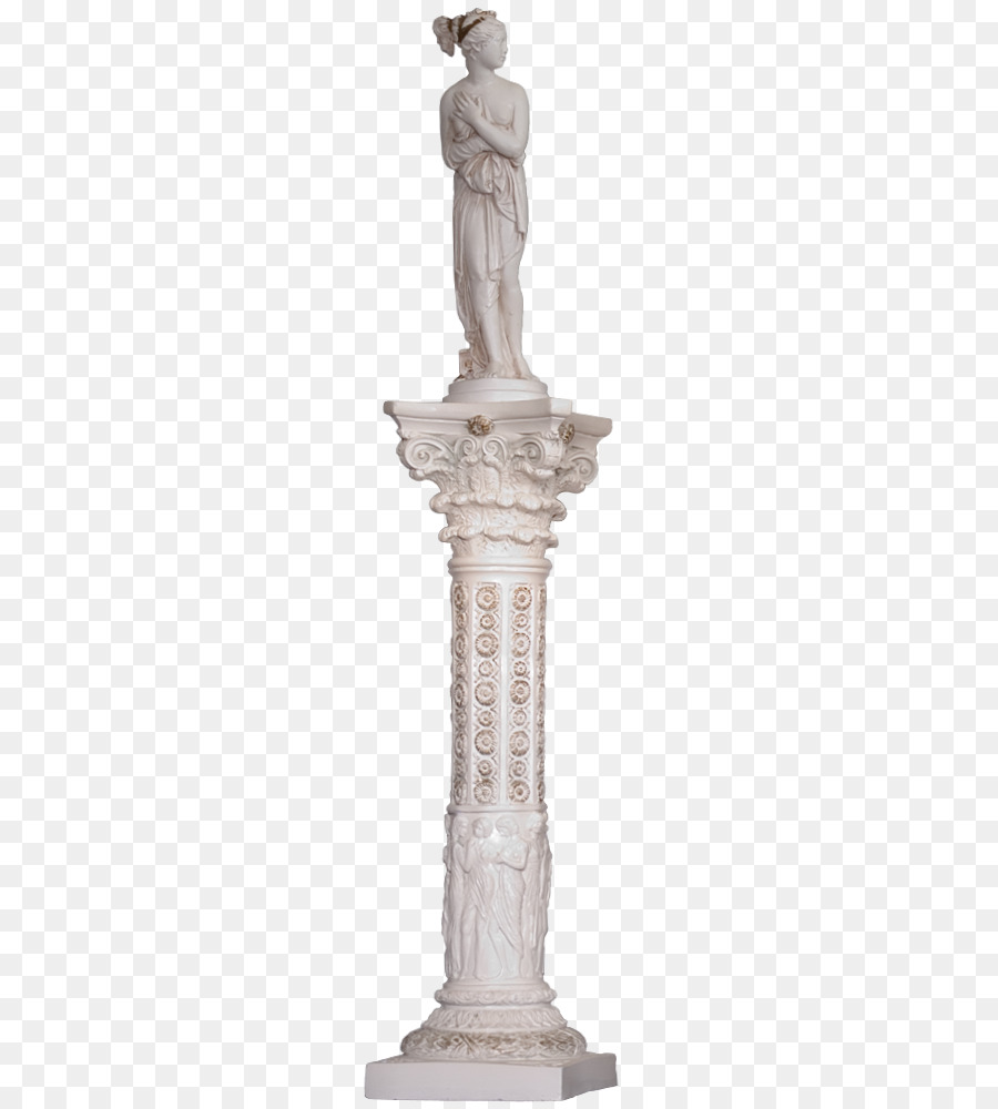 Statue classical sculpture carving rust texture png download