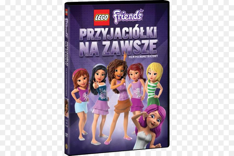 Amazoncom Lego Friends Girlz 4 Life Dvd Png Download 600600