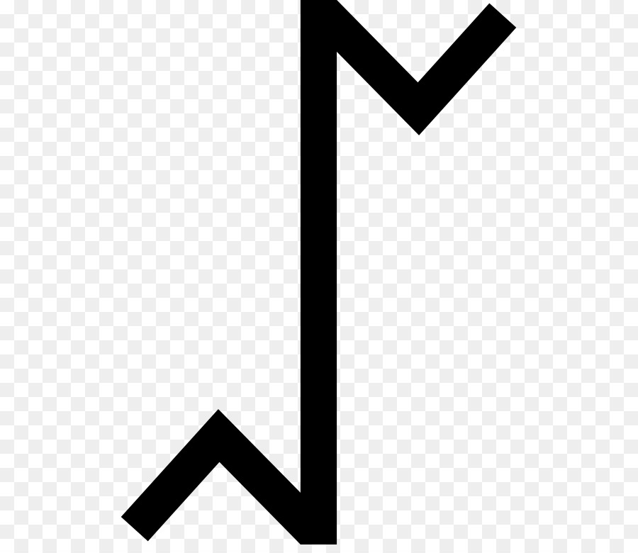 Odin Anglo Saxon Runes Eihwaz Old English Fire Letter E Png