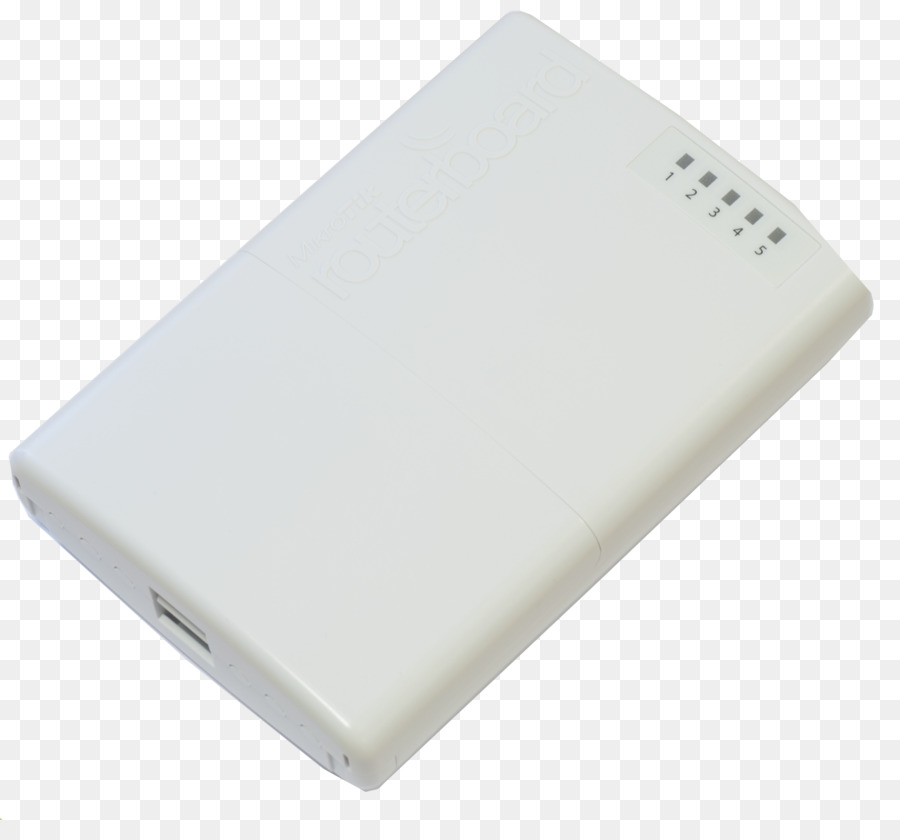 Power over Ethernet MikroTik RouterBOARD PowerBox Router - 4-port