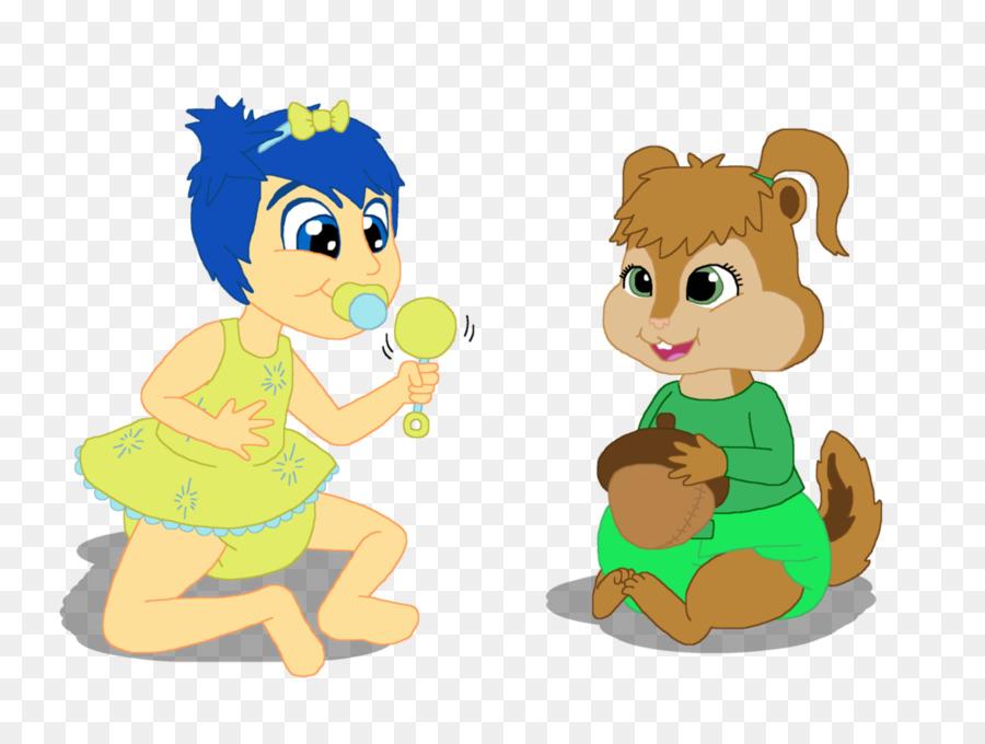 Pañal de DeviantArt Alvin y las Ardillas Niño - Eleanor & Parque png ...