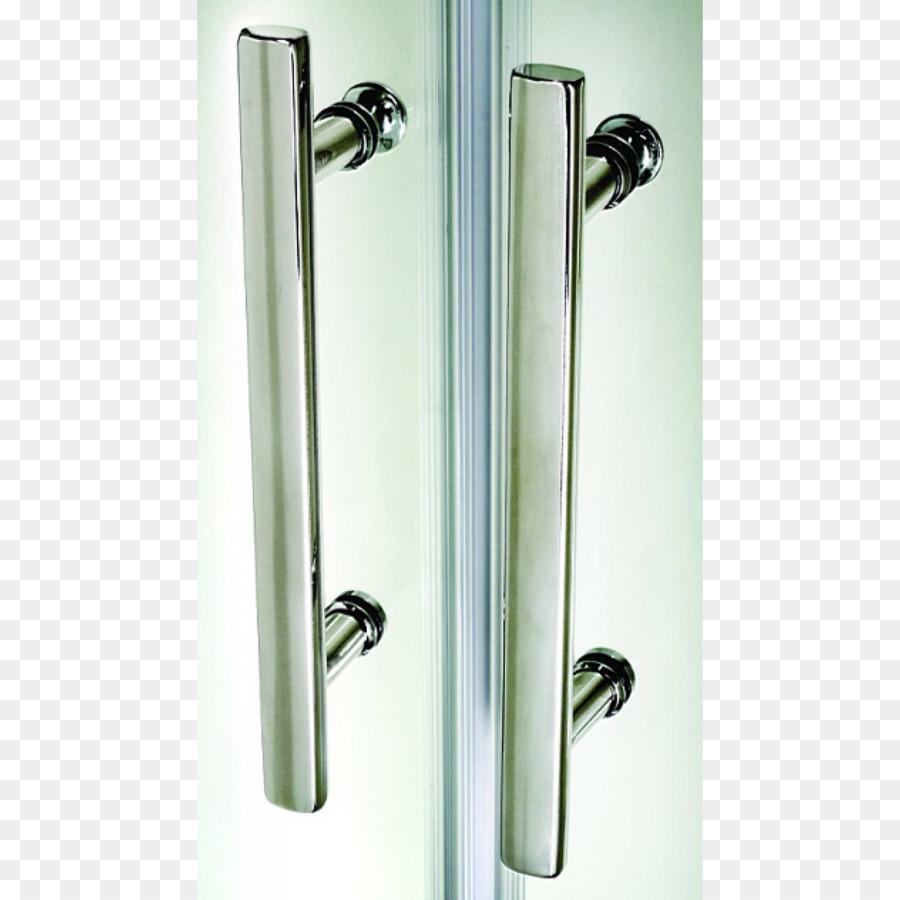 Sliding Door Bathroom Shower Door Handle Door Png Download 1200