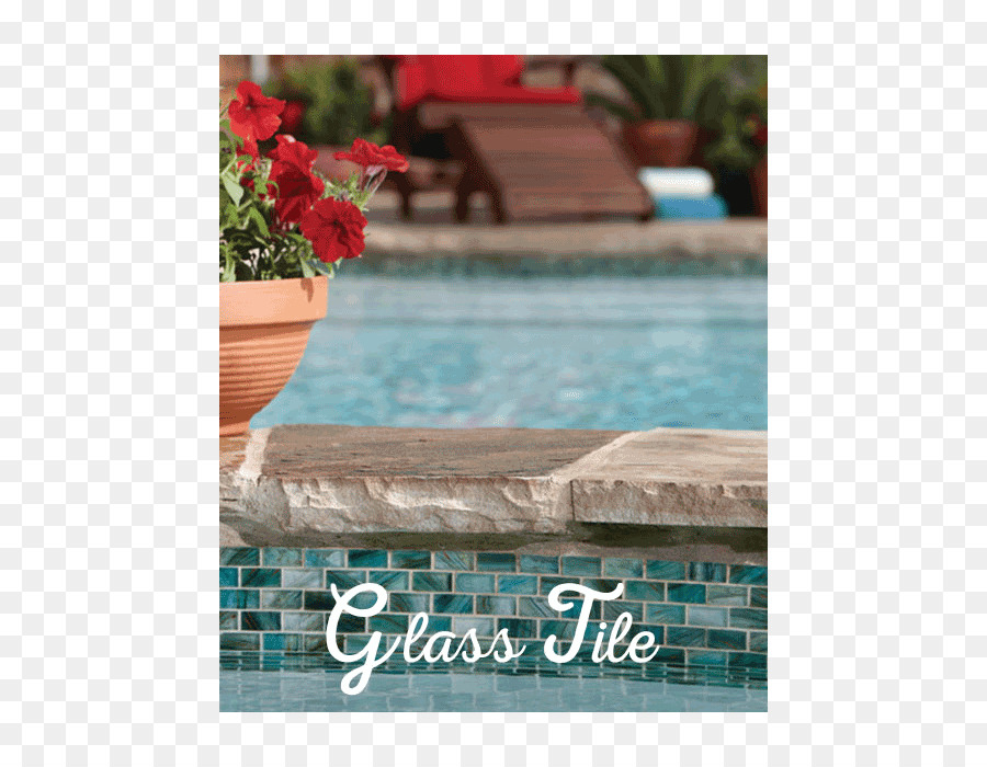 Glass tile Swimming pool Mosaic Grout - glass png download - 500*700 ...