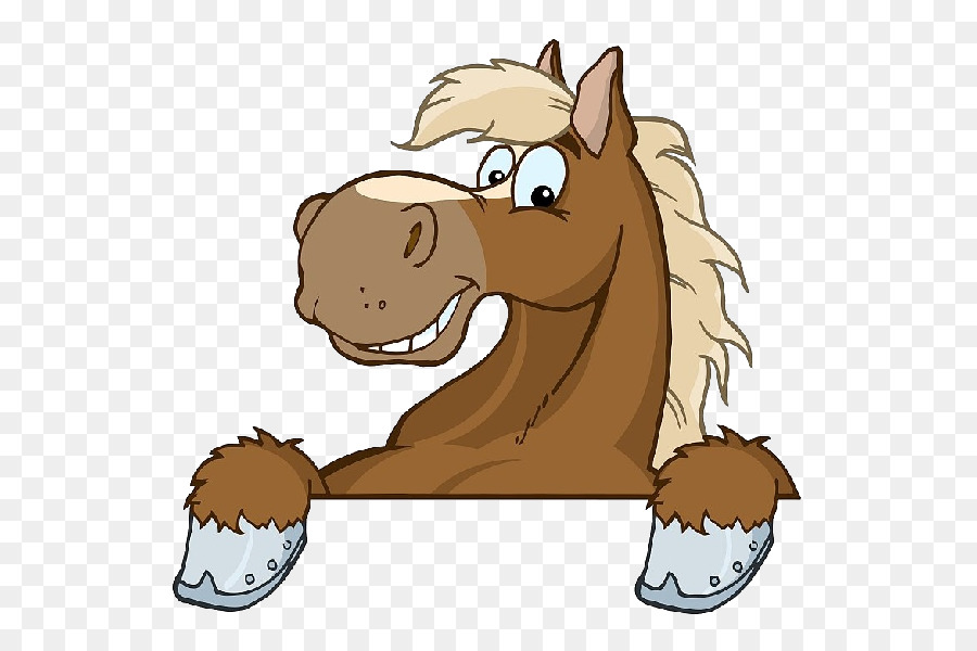 Horse Cartoon Clip Art Horse Png Download 600 600 Free