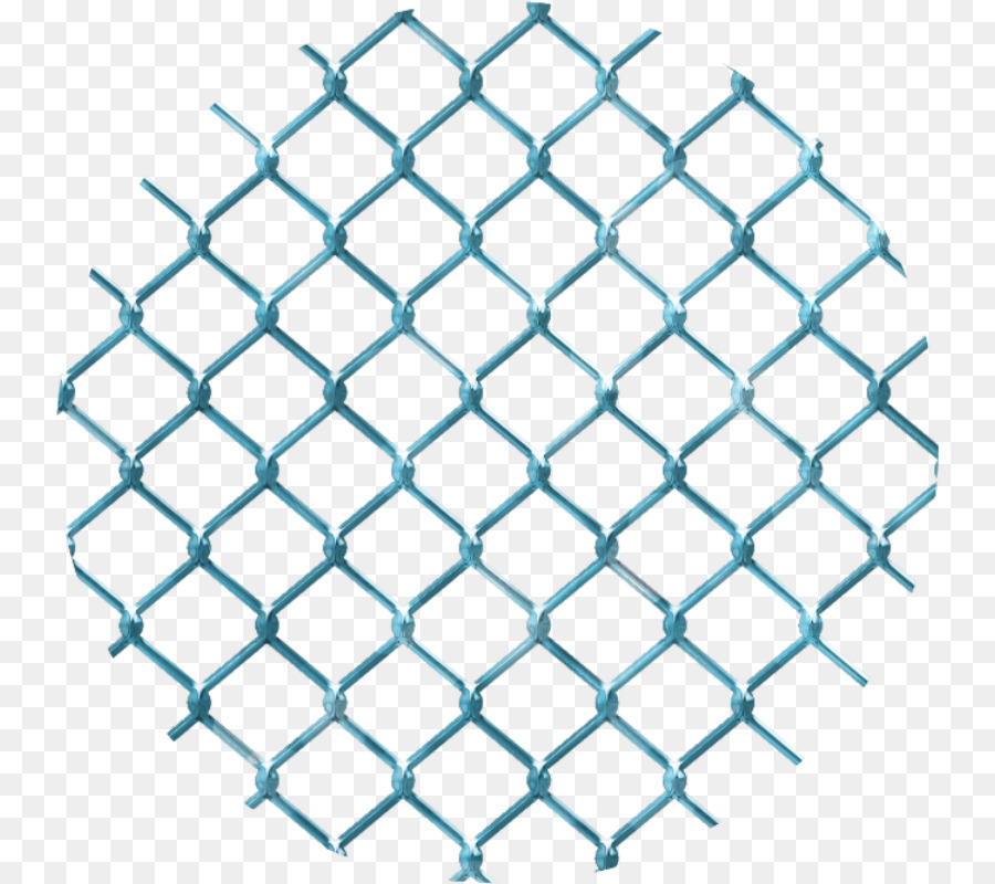 Chain-link fencing Fence Mesh Wire Galvanization - Fence png ...
