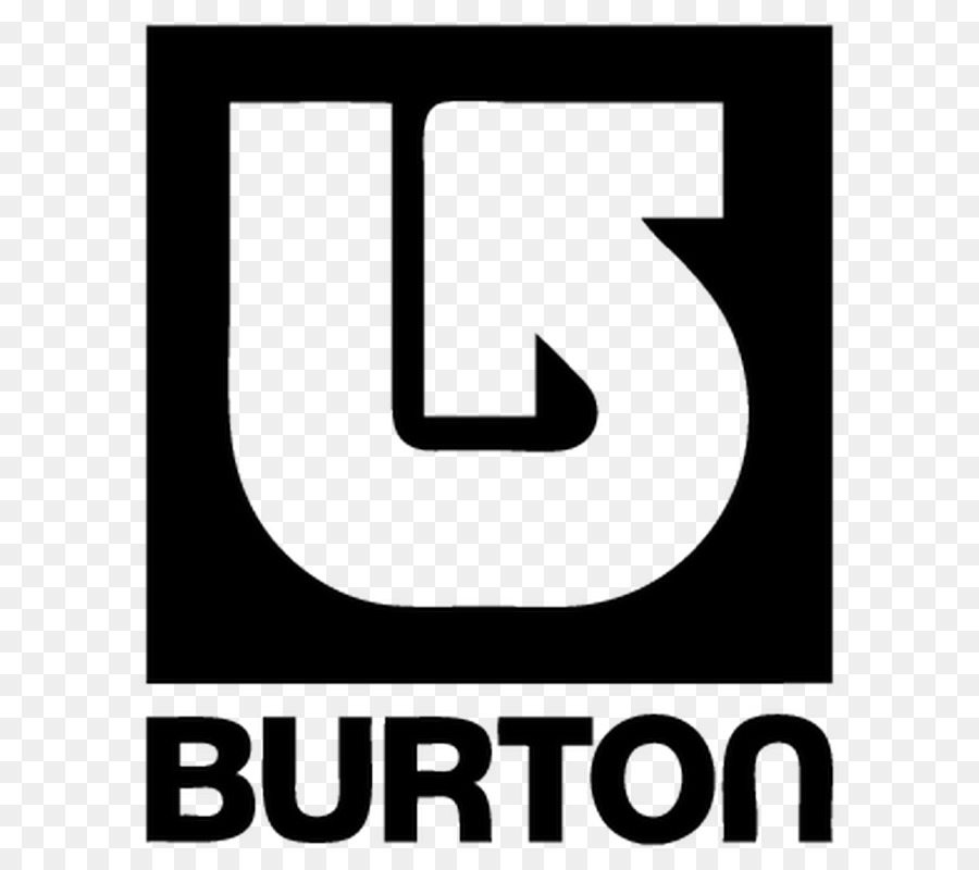 Burton Snowboards Logo Decal Brand Snowboard Png Download 800