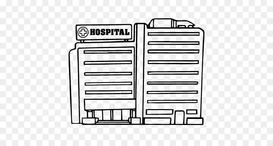El hospital de niños de Dibujo libro de Colorear para los Niños del ...