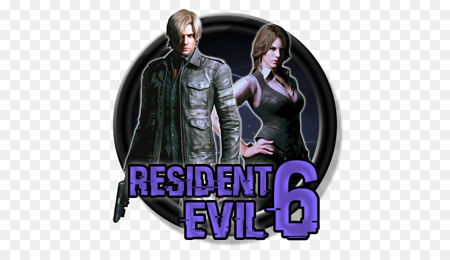 Resident Evil 6 Purple png download - 512*512 - Free