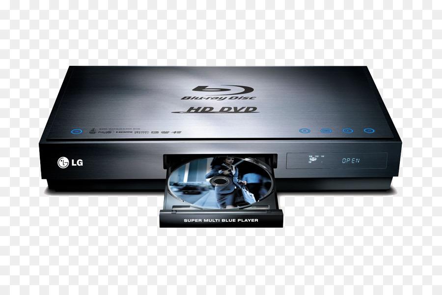 Xbox 360 HD DVD Player Blu-ray disc High-definition television DVD ...