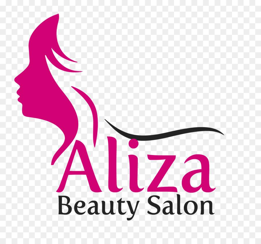 Beauty Parlour Logo Hairdresser Design Png Download 1451 1350