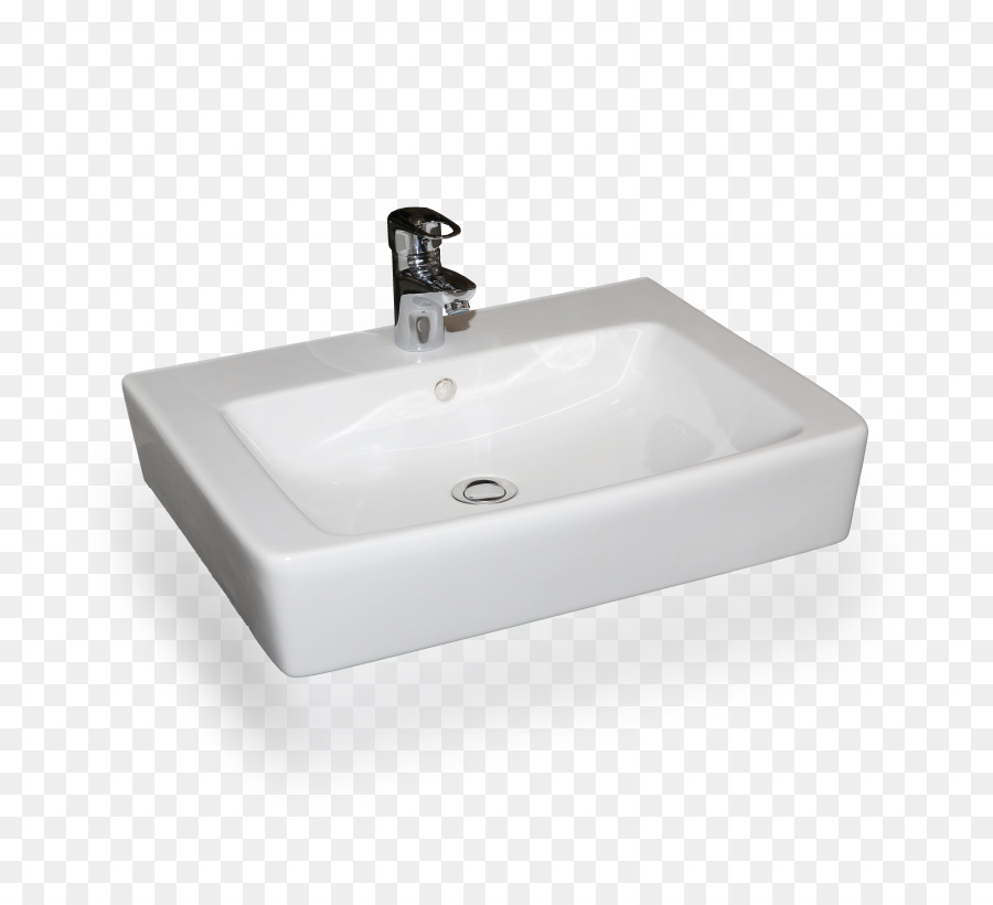 kitchen sink Ceramic Tap Bathroom - wash basin png download - 801 ...