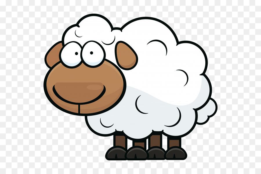 Schafe Cartoon Schafe 600 600 Transparenter Png Kostenloser