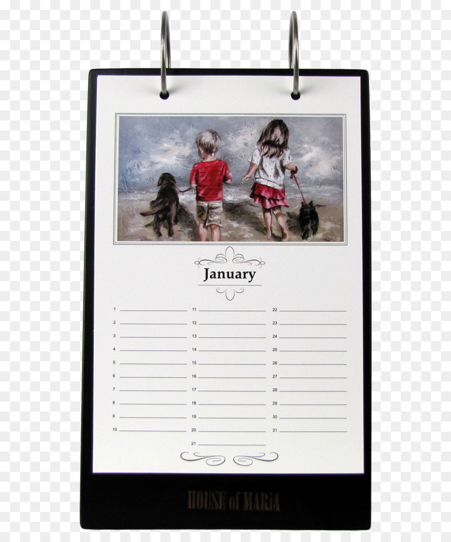 Calendar Picture Frames - Empty Box And Zeroth Maria png download ...